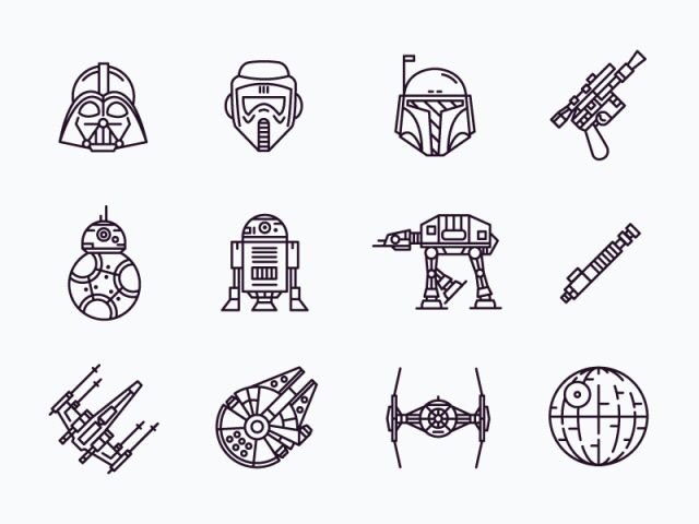 Drawn star wars On ideas More Pinterest wars
