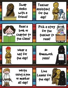 Drawn star wars 4th grade Star themed  recognizing Printables