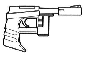Drawn star wars blaster MB pistol Fandom sporting Wookieepedia