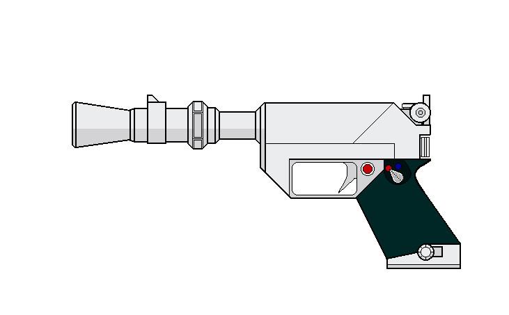 Drawn star wars blaster Blaster Star by by DeviantArt
