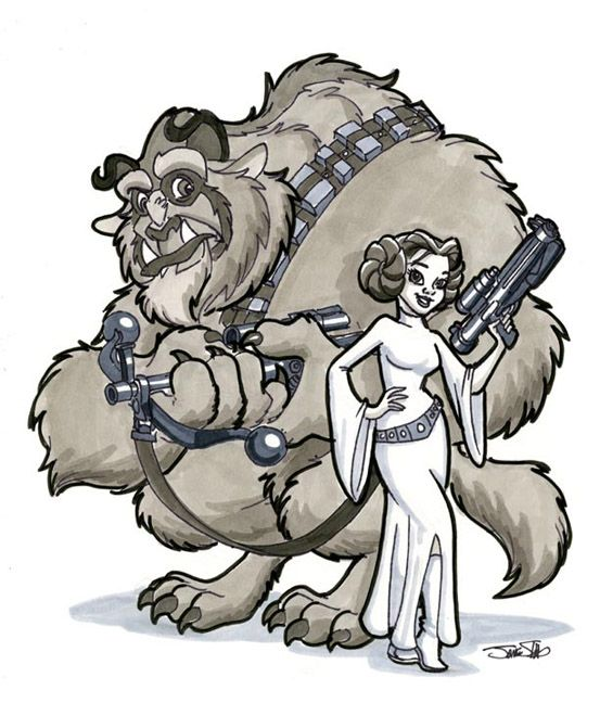 Drawn star wars disney Wars Find on and more