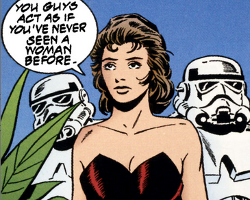 Drawn star wars mary sue More material in given will