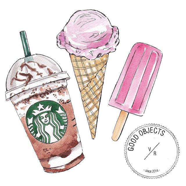 Starbucks clipart ice blended Coffee  Frappuccino® Company Beverage