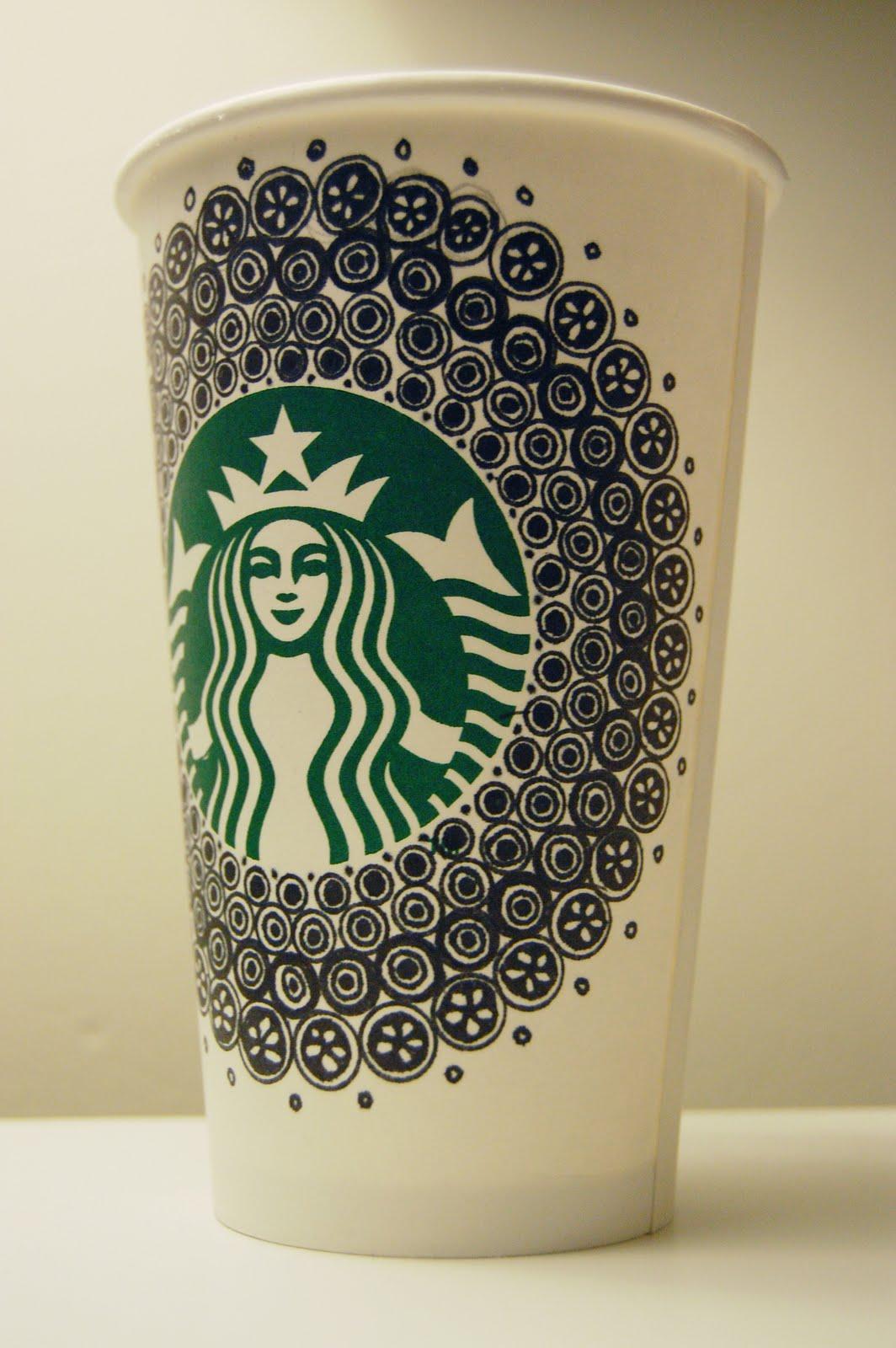 Drawn starbucks doodle Starbucks Doodler's Doodle 7 Downtown
