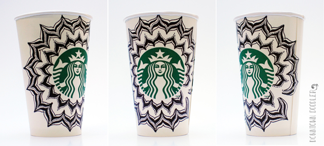 Drawn starbucks doodle Cup Doodles  Starbucks