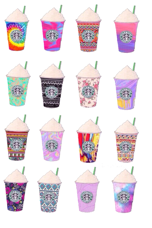Drawn starbucks pink tumblr These living then If I'd