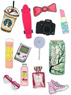 Drawn starbucks pink tumblr Vives Starbucks … wallpaper Pinteres…