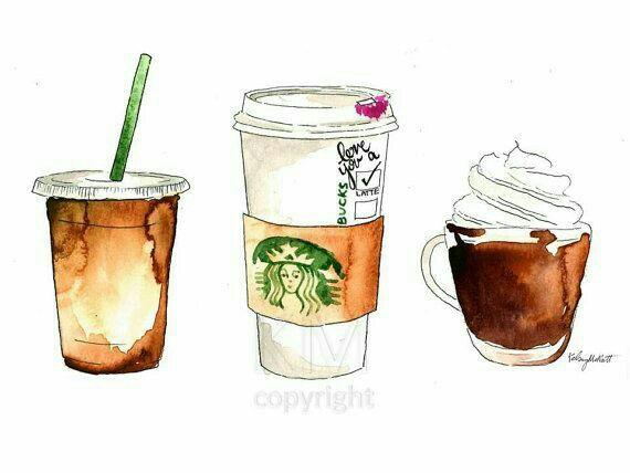Drawn starbucks simple Go Coffee to Starbucks Pinterest