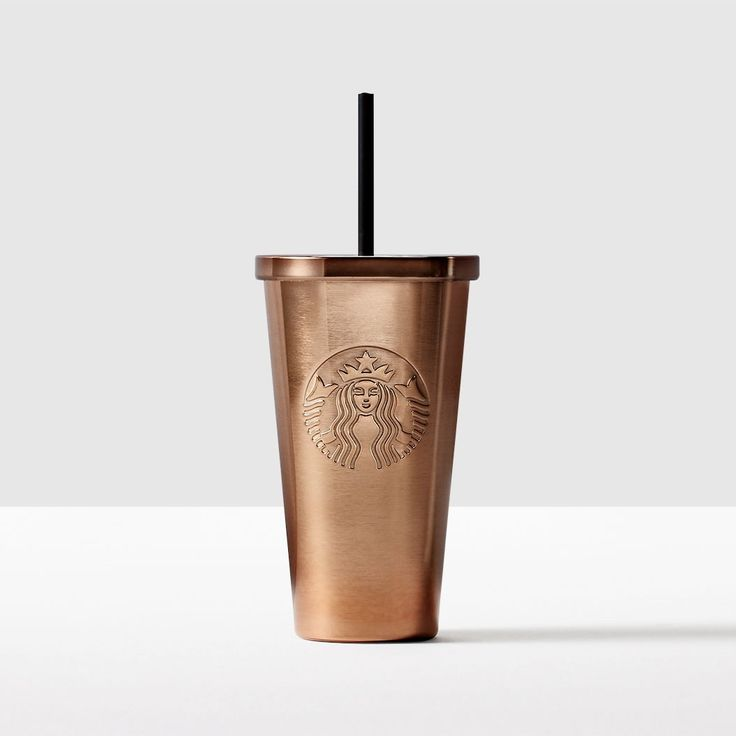 Drawn starbucks simple Steel favorite Cold from tumbler