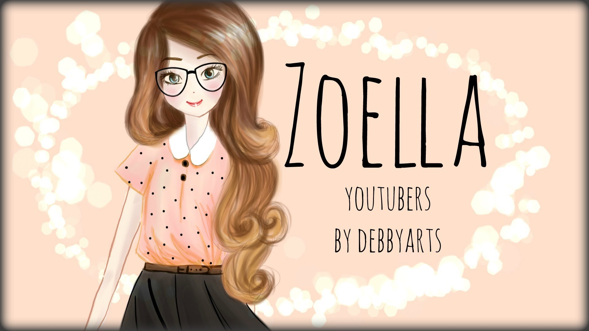 Drawn starbucks zoella ~DebbyArts YouTube by Zoella