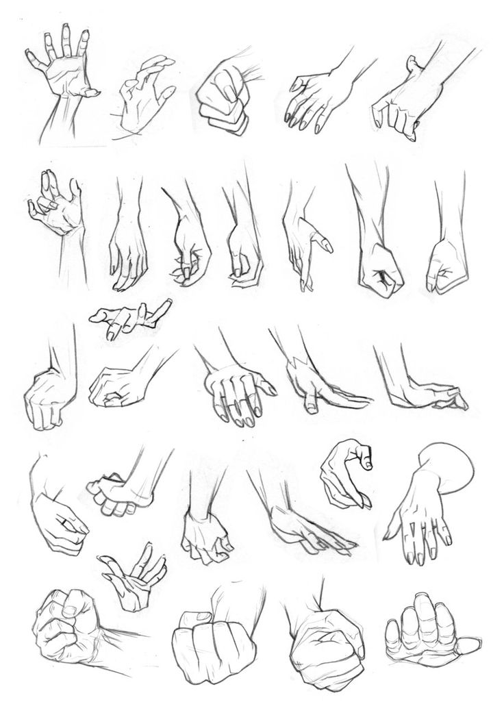 Drawn stare hand drawn Hand Drawings Best guide Drawing