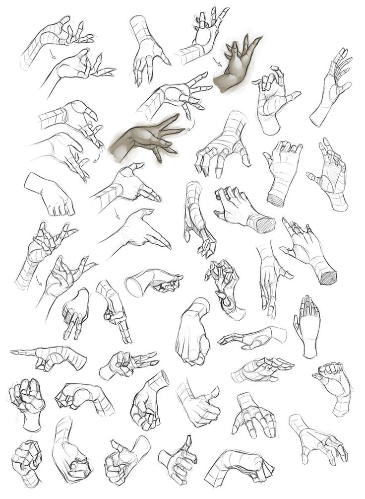 Drawn stare hand drawn Study hands Pinterest Drawings 25+