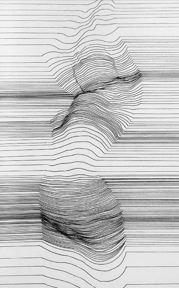 Drawn stare plain Imagine as a shift Imagine