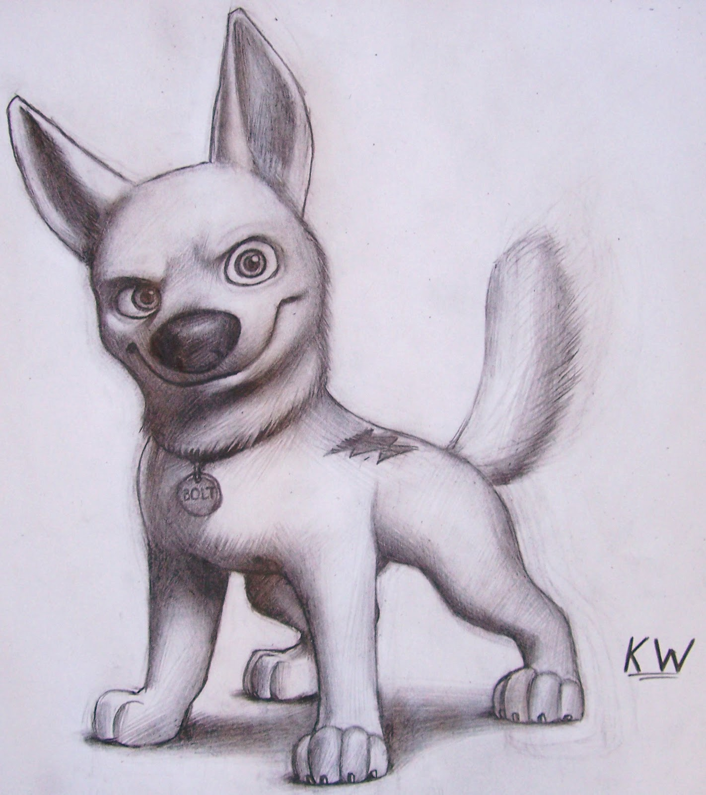 Drawn stare shaded Pencil Posted Disney in: