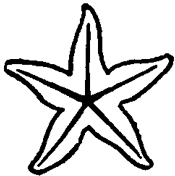 Drawn starfish easy Tutorial Fish by Easy :