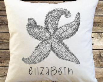 Drawn starfish saltwater fish Fish Starfish Vintage Starfish Custom