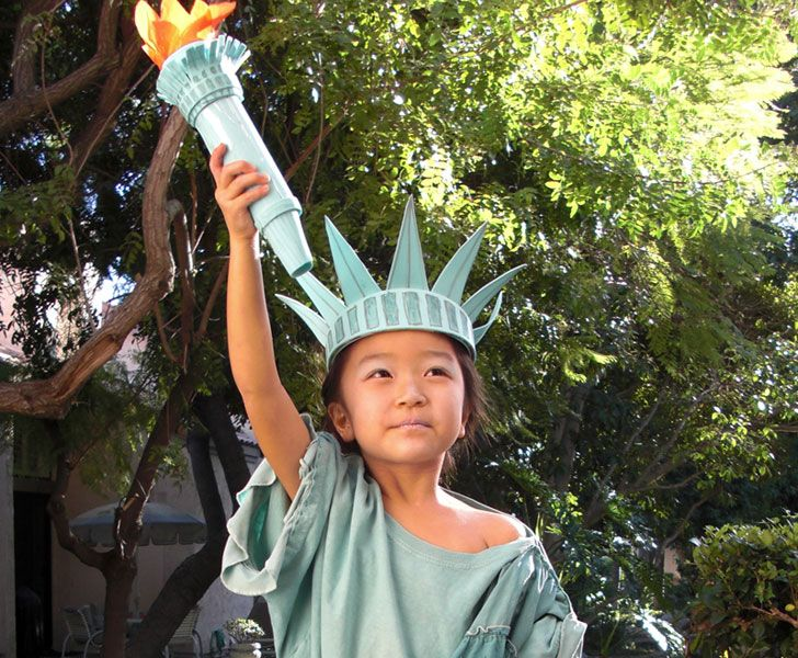 Drawn statue of liberty diy Liberty 25+ of TO: a