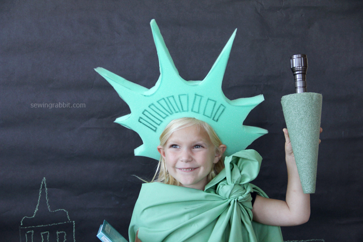 Drawn statue of liberty diy The Last Statue Liberty Minute