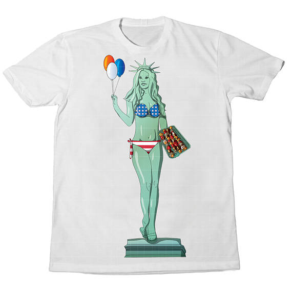 Drawn statue of liberty diy Svg tee drawing t shop