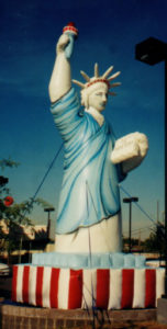Drawn statue of liberty inflatable Inflatables of Shop Inflatables Inflatables