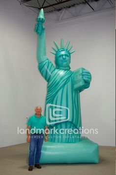 Drawn statue of liberty inflatable Of Inflatable #america Head Fandango