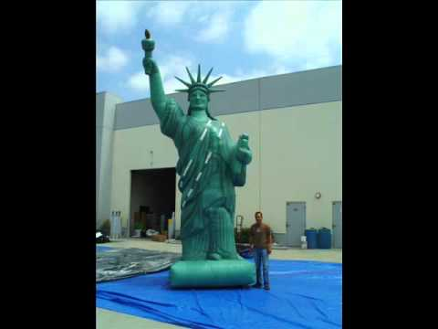 Drawn statue of liberty inflatable Statue Quotations of Model Statue