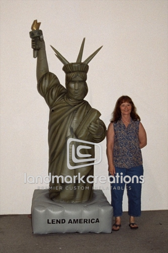 Drawn statue of liberty inflatable Of Statue of Liberty Liberty