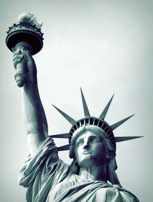 Drawn statue of liberty libert Statue of 20+ ideas on