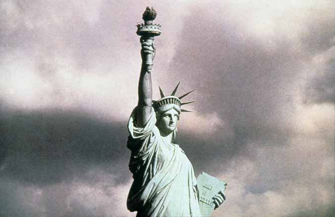 Drawn statue of liberty sculpture Statue Liberty STATUE am stands