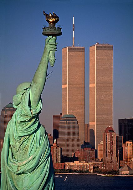 Drawn statue of liberty september 11 Find images 137 this 11