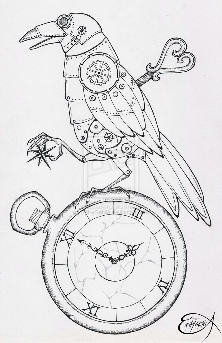 Drawn steampunk Moondancermel Steampunk this by drawing