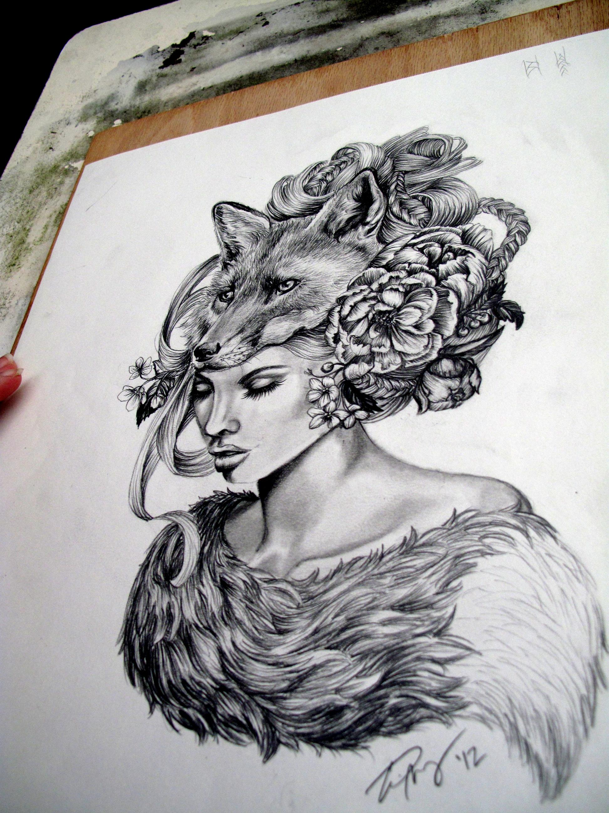 Drawn steampunk headdress Ideas se se se Setshwantsho