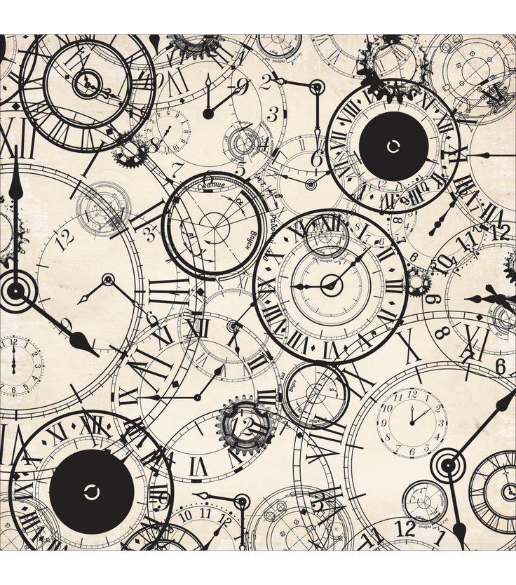 Drawn steampunk time machine Time Varnish Kaisercraft time on