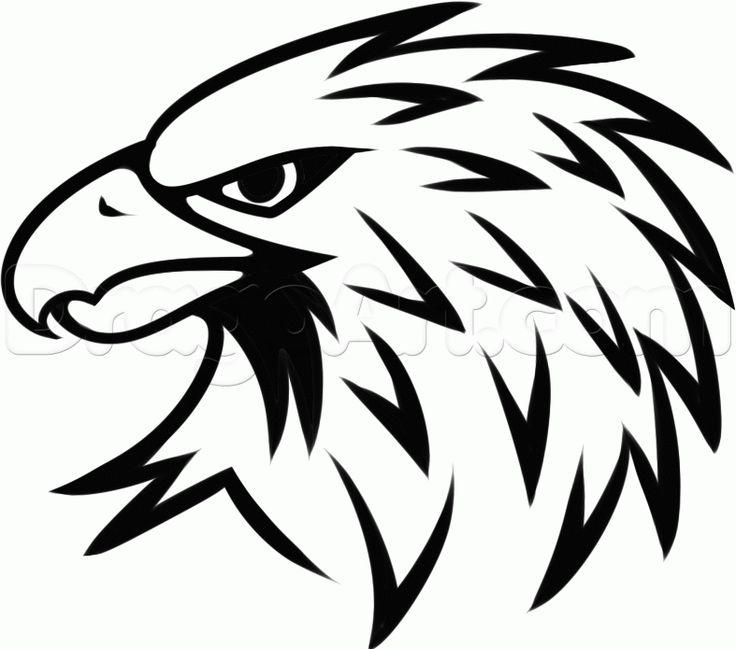 Drawn steller's sea eagle easy draw ImagesEagle Eagle Eagle · on