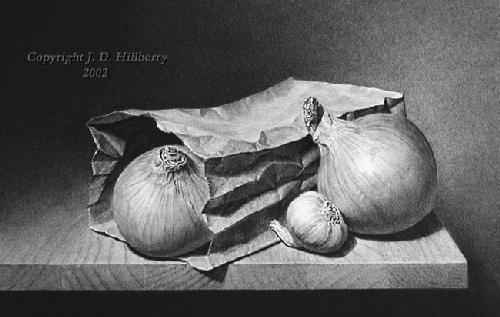 Drawn still life The posted forum little in