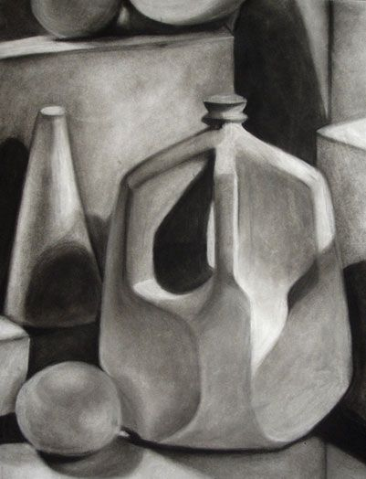 Drawn still life On and & more Life
