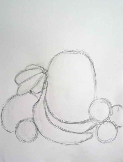 Drawn still life bad Source a Draw to How