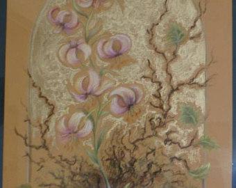 Drawn still life cat From CUSTOM Original Decorative Still