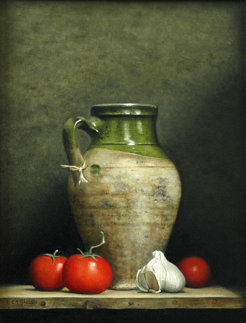 Drawn still life cherry Brosens life Lubov painting Toronto