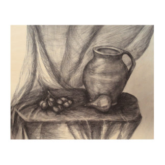 Drawn still life vintage Gift Drawing Gifts Life Posters