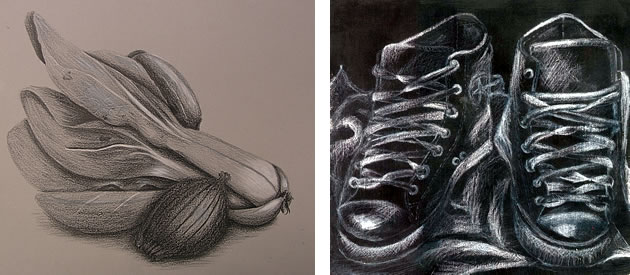 Drawn still life famous artist On How to creative drawing