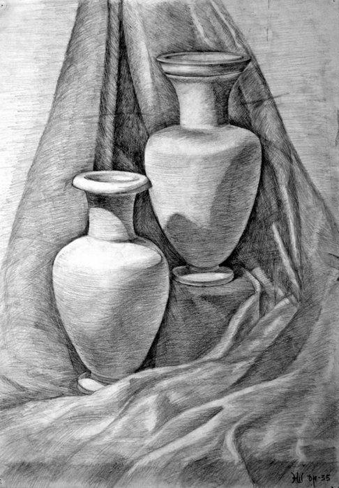 Drawn still life graphite 4841 LifeCharcoalSketchesDrawings Google рисунок images