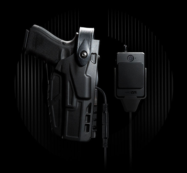 Drawn still life gun Auto Activation System and Activation