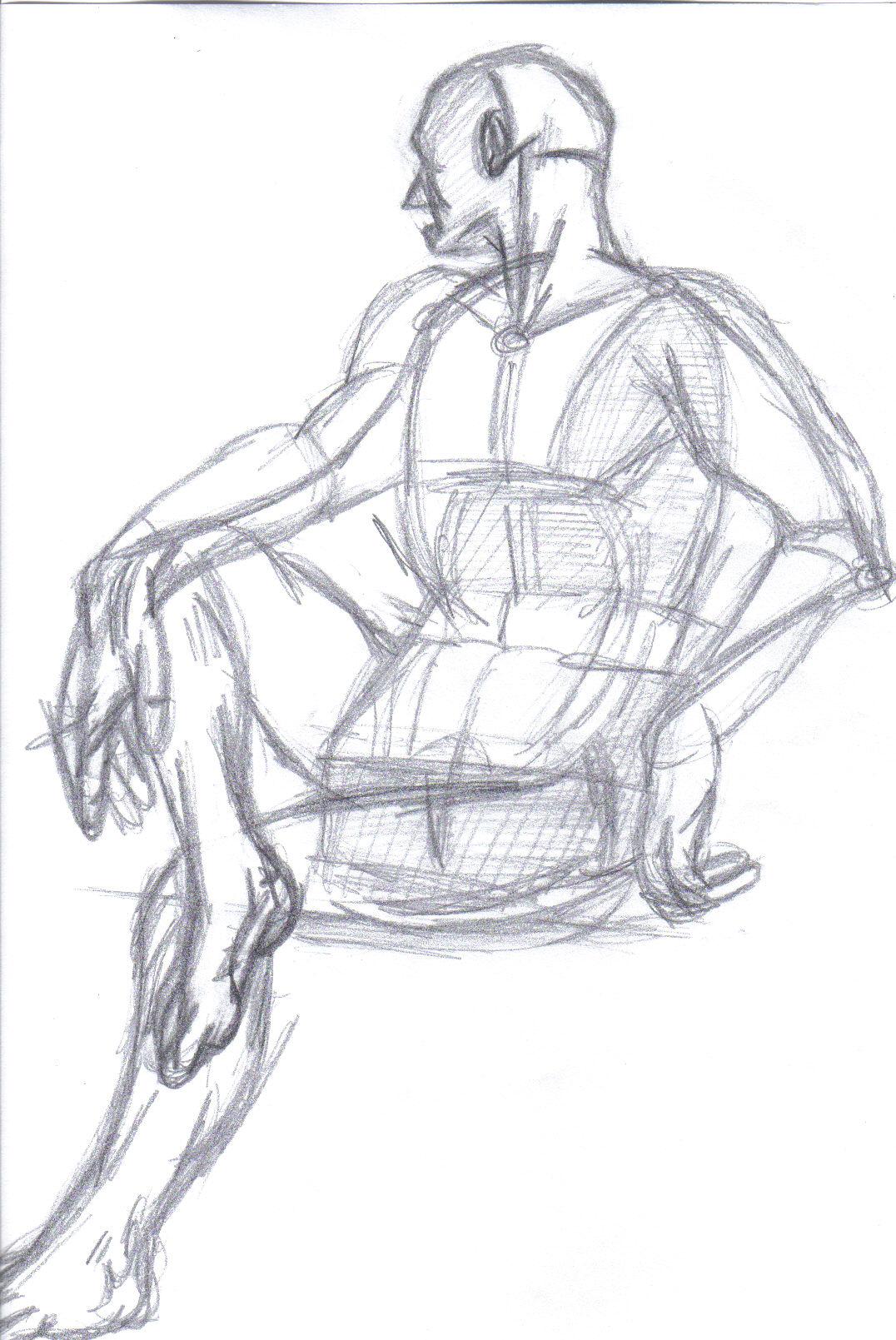 Drawn still life human By Hideous1984 drawing drawing life