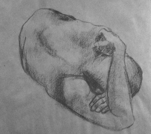 Drawn still life human Male a drawing 5 Tips
