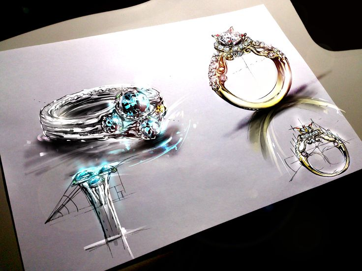 Drawn still life jewelry Images and best Drawn and