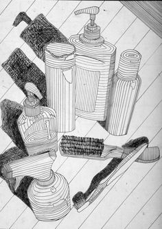 Drawn still life kid Cross life life Cubist 3villagecsd