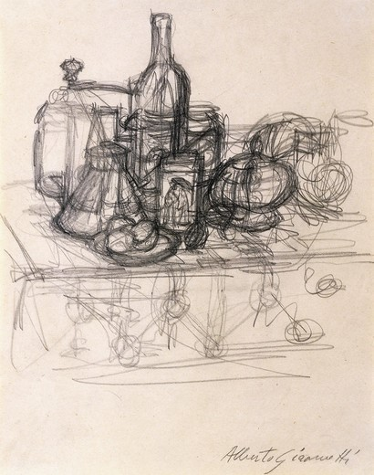 Drawn still life nature Nature Images with Morte Alberto