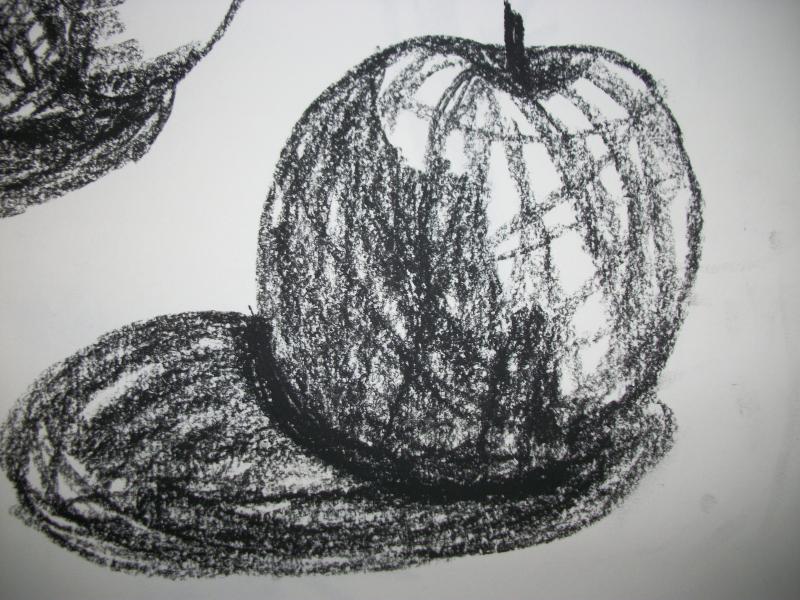 Drawn still life organic By butterflyfiredragon Apple DeviantArt on