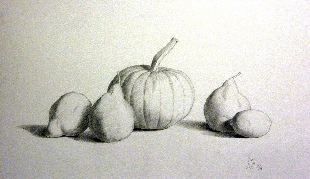 Drawn still life organic Life drawing life Jagroar by